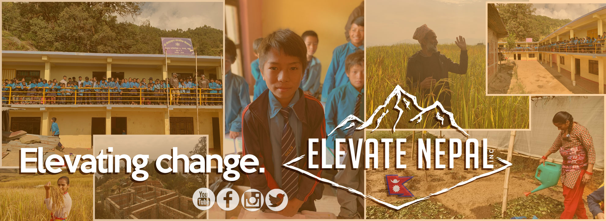 Elevate Nepal Relief Efforts